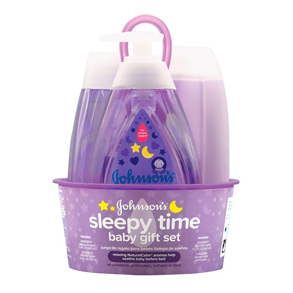 Set de regalo para bebé Sleepy Time.